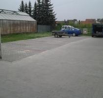 Parkoviště AGRO Brno-Tuřany